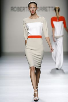 Crepe Dress SHOP NOW AT ► http://creadores.co.uk/clothing/dresses/crepe-dress.html  ROBERTO TORRETTA