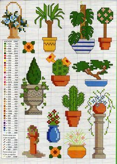 Working on some more succulent stitches! Cactus Cross Stitch, Small Cross Stitch, Cross Stitch Flowers, Modern Cross Stitch Patterns, Cross Stitch Designs, Bead Patterns, Hand Embroidery Stitches, Cross Stitch Embroidery, Crochet Cross