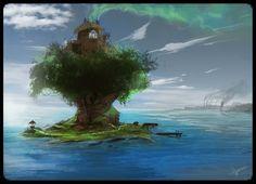 TreeofLife 2 by Puffisen.deviantart.com on @deviantART