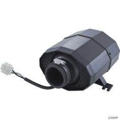 HydroQuip Silent Aire Spa Blower,1.0hp, 230v, 2.3A, 3 or 4 pin AMP,.