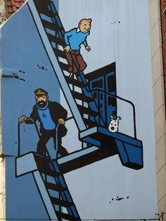 TinTin - Bruxelles