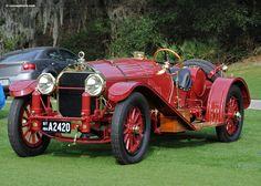 1914 Locomobile Model 48 at the Amelia Island Concours d'Elegance