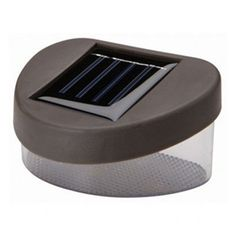 4 Piece Solar Fence Light Set with LED Lights | Gardening and House Decor