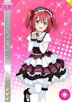 Ruby SR Yume Mitai na One night+