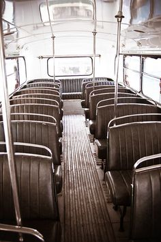 remember the field trips?? no seat belts, 100 wild kids, food flying around, etc.  those were the days!