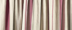 Awning Stripe Raspberry Pencil Pleat Ready Made Curtains at Laura Ashley Laura Ashley Curtains, Lounge Curtains, Pencil Pleat, Childrens Room Decor, Guys And Girls, Home Furnishings, Raspberry, Blog, Kitchen