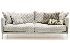 Gentry 105 2-seater Sofa by Patricia Urquiola for Moroso