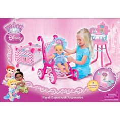 Disney Princess The Little Mermaid Doll 3 Pack Mattel