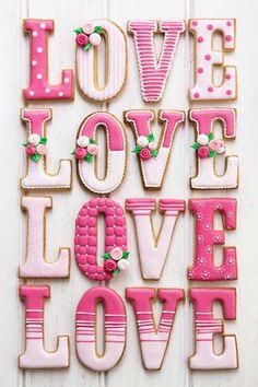 Sweet Heart Shape Goodies
