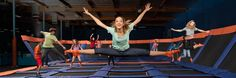 Sky Zone The Ultimate Birthday Party!