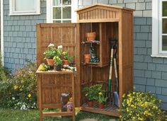 Great multipurpose garden shed for the backyard - $1,299