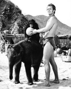 Ron Ely | Ron Ely - Tarzan Photo