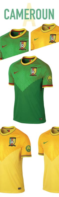 Cameroun. World Cup. Group A. Concepts on Behance