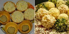 """Legendara salată """"Veverița"""" - mâncarea prezentă la orice masă de sărbătoare în perioada sovietică! - Bucatarul Hummus, Grains, Ethnic Recipes, Food, Essen, Meals, Seeds, Yemek, Eten"""