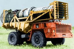 Аэродромные монстры: зачем грузовику реактивный мотор | 5koleso.ru