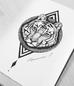 Fresh WTFDotworkTattoo Find Fresh from the Web Немного коти от меня #art #tattoo…