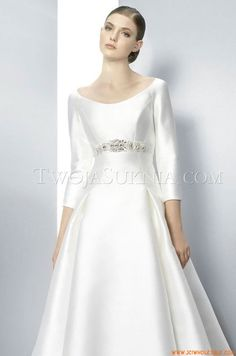 Robe de mariée Jesús Peiró 3035 Soiree