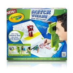 Crayola Sketch Wizard Draw Drawing Set Kids Sketching for sale online
