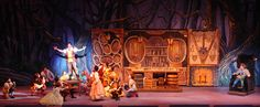 Beauty & the Beast, MUNY Production Photos
