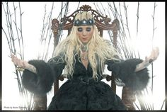 Maria Brink Blood | Maria Brink, In This Moment, Blood - Paperblog