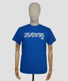 When? Cantona Kung Fu Kick T Shirt