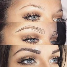 Brows: Microblading