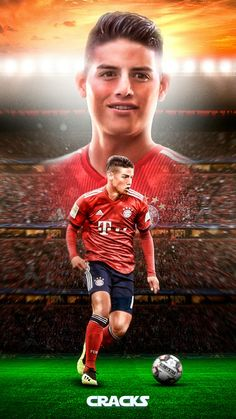 James Rodriguez Colombia, James Rodrigues, Equipe Real Madrid, Soccer Pictures, Fc Bayern Munich, Football Wallpaper, Neymar Jr, Football Fans, Lionel Messi