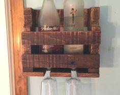 Handmade Reclaimed Wood Pallet Furniture & by DuffsDecorAndMore
