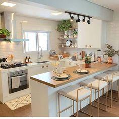 Home design inspiration ( Home Room Design, Kitchen Inspirations, House Design, Kitchen Design Small, Kitchen Remodel, Kitchen Decor, Interior Design Kitchen, Interior Design Kitchen Small, Home Kitchens