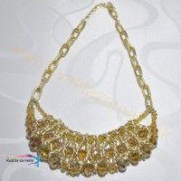 Elegantný náhrdelník 22