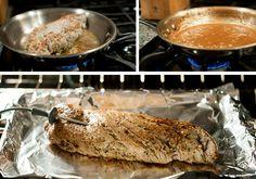 Une excellente marinade pour votre filet de porc...Romarin et citron - Recettes - Recettes simples et géniales! - Ma Fourchette - Délicieuses recettes de cuisine, astuces culinaires et plus encore!