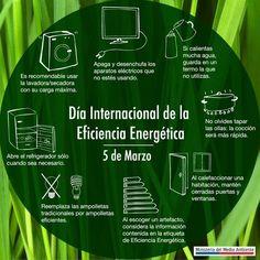 Tips de Eficiencia Energética
