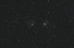 Doppio Ammasso di Perseo NGC869 NGC844, pk825