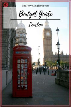 Budget conscious traveller and headed to London? Check out these quirky list of things to do!