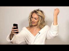 How to Take a Selfie Like a Supermodel - YouTube