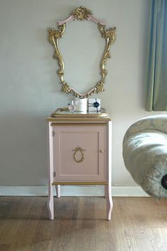 Boudoir Set Ghost Furniture 