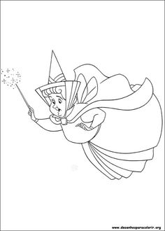Sleeping Beauty Coloring Pages 18 | Education | Pinterest ...
