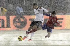 19 Breathtaking Photos From The US Mens Soccer Blizzard Match
