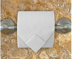 10 Toilet Paper Origami Lessons