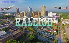 Vé máy bay đi Raleigh