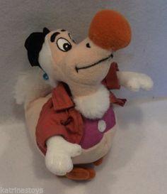"""Disney Alice in Wonderland DODO 9"""" plush toy USED"""