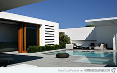 modern beach house exteriors | Harborview Hills House Exterior4 Home Design Lover The Modern Chic ...