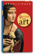Go Fish for Art Game Site has all kinds of art games