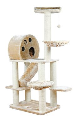 TRIXIE Allora Cat Playground ** Insider's special review you can't miss. Read more  : Cat Tree and Tower