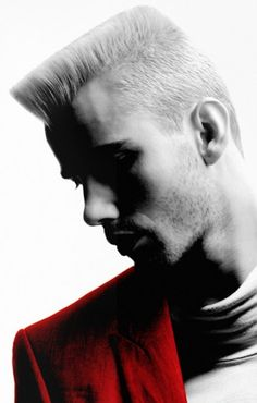 Jamie Stevens | Men's Hairstyle Photos at FashionBeans.com