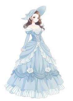 美麗服裝 雷妮雅的服裝