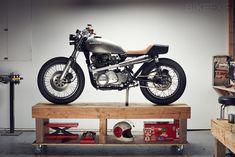 Kawasaki KZ750 by Chad Hodge