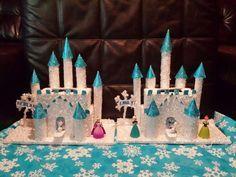 Frozen Valentine Boxes for girls