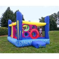 Dodgeball Inflatable Jumper