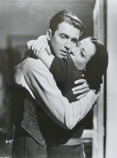 'The Ice Follies,' 1939. Jimmy Stewart and Joan Crawford.